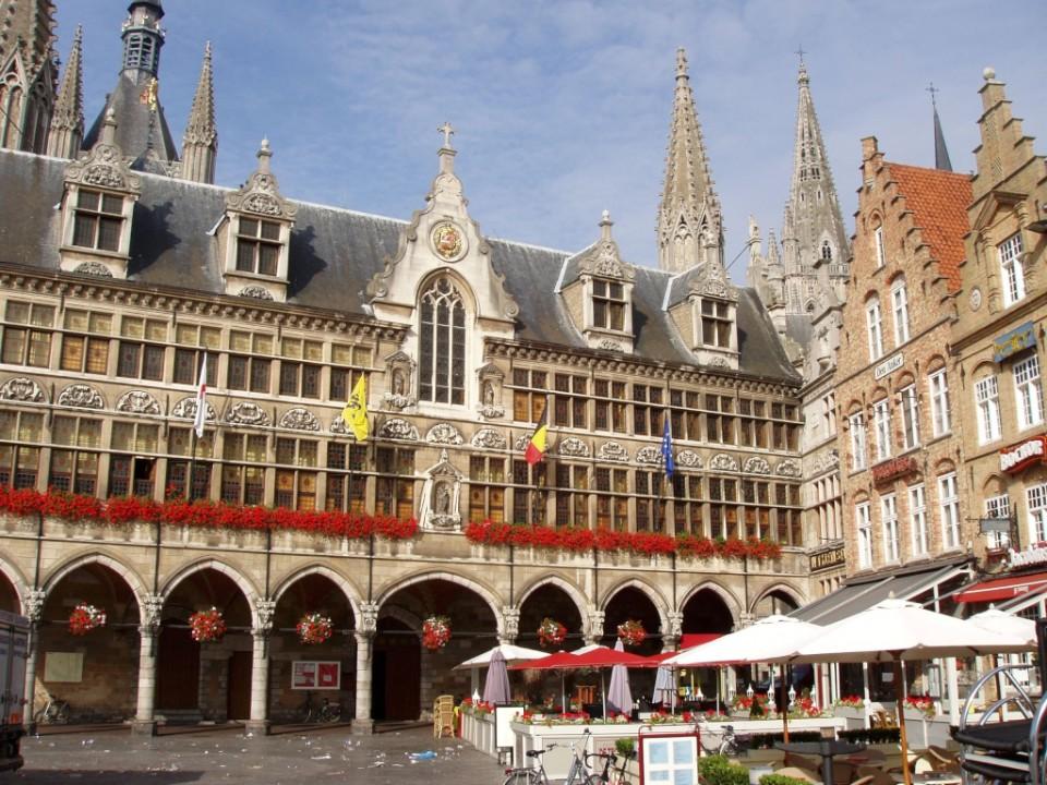 Fietsvakantie Vlaanderen België