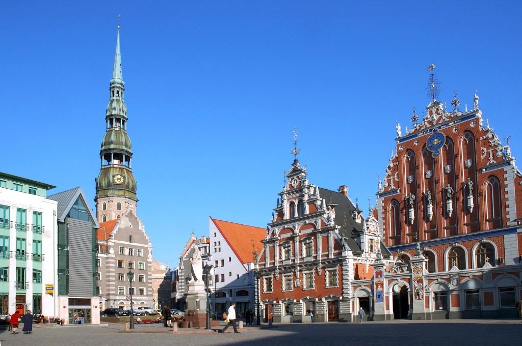 Fietsvakantie Estland en Letland