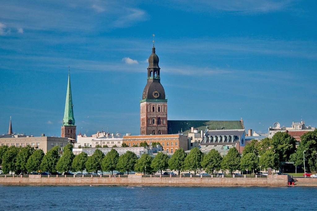 Fietsen in Estland en Letland