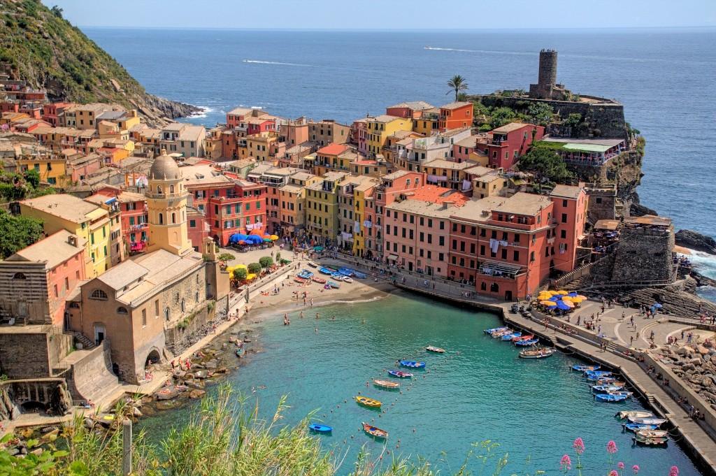 Wandelvakantie Italië: Cinque Terre