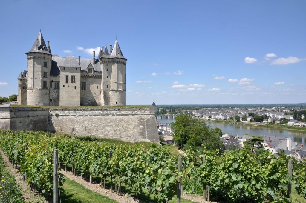 Fietsvakantie Loire Kastelen Frankrijk