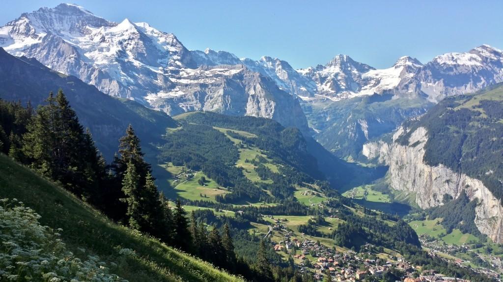 Wandelvakantie Zwitserland