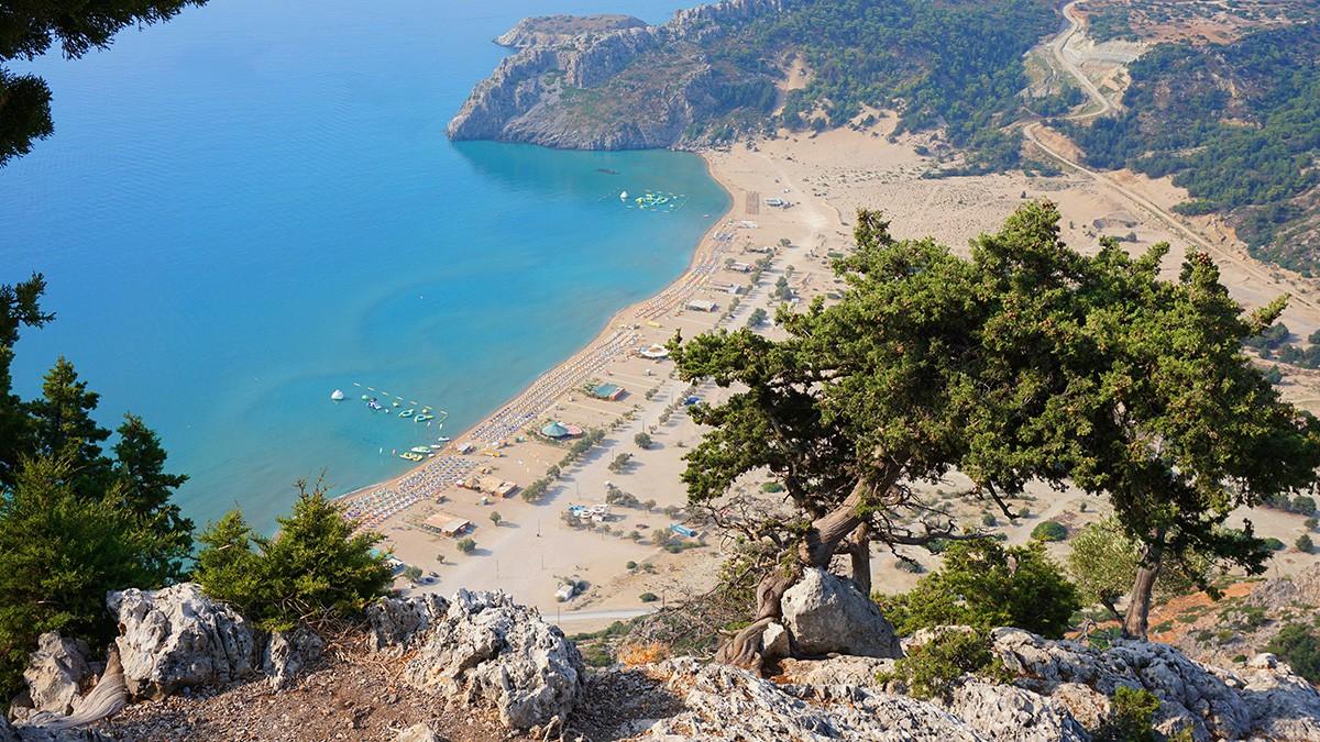 Fietsvakantie Griekenland