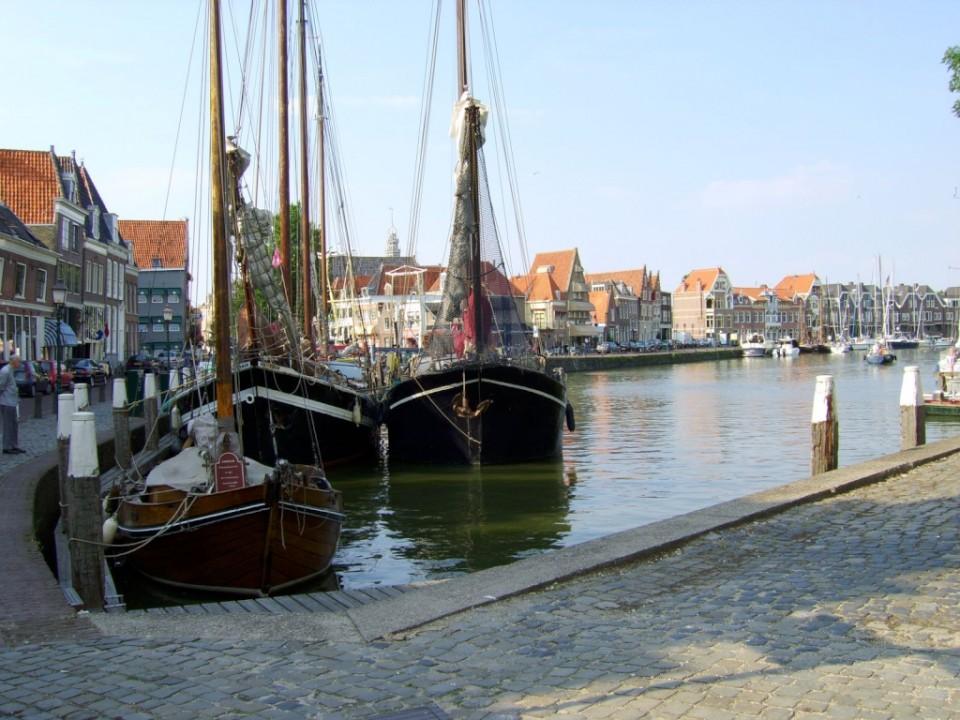 Fietstocht Rond het IJsselmeer