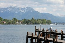 Prien am Chiemsee — Duitsland