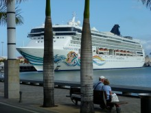 Wandelcruise canarische eilanden