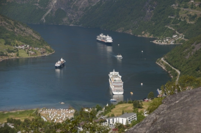 wandelcruise noorse fjorden