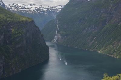 natuur vakantie Noorwegen