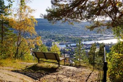 Fietsvakantie Noorwegen - Oslo fjord