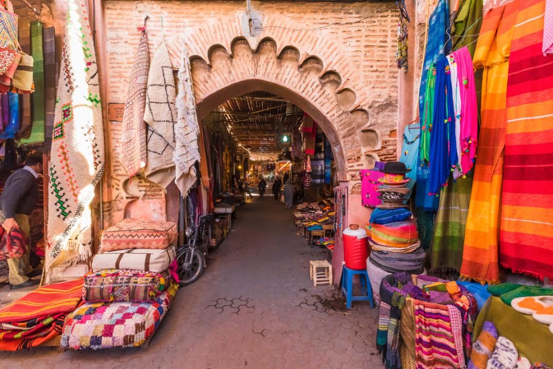 Fietsvakantie door Marokko