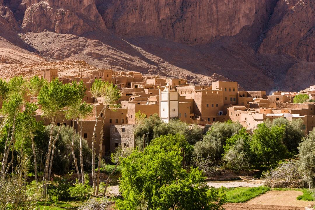Fietsvakantie Marokko