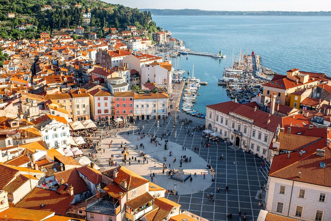 Fietsen in Kroatië
