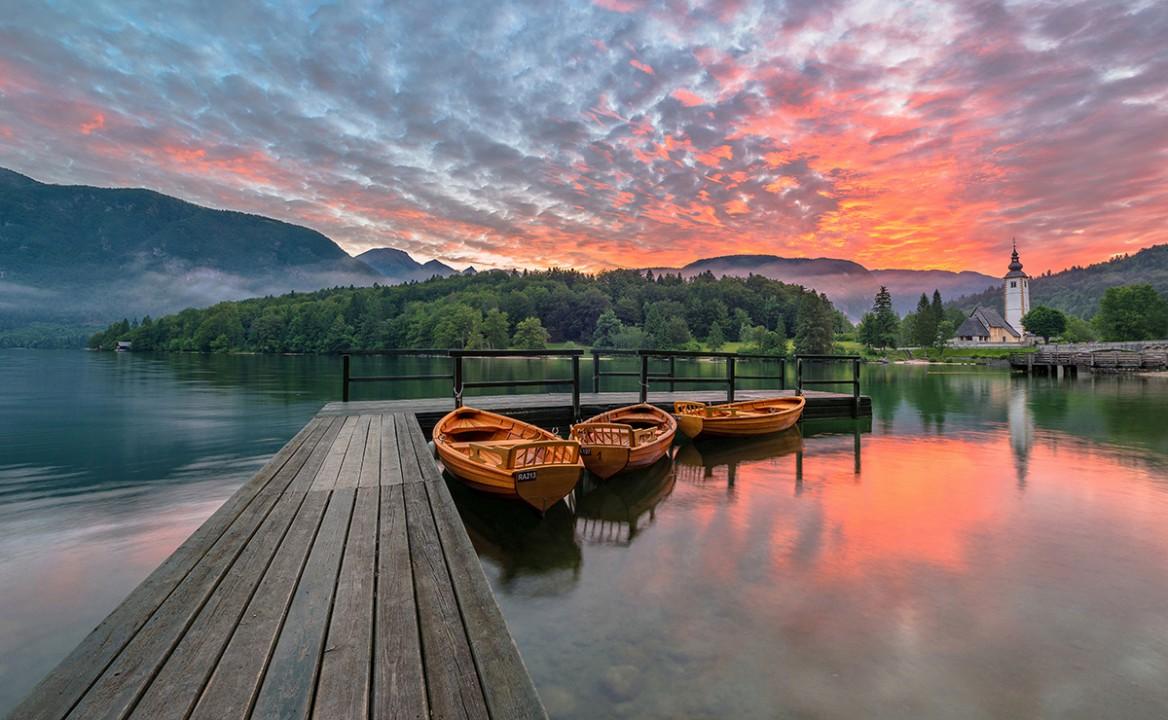Wandelen in Slovenië