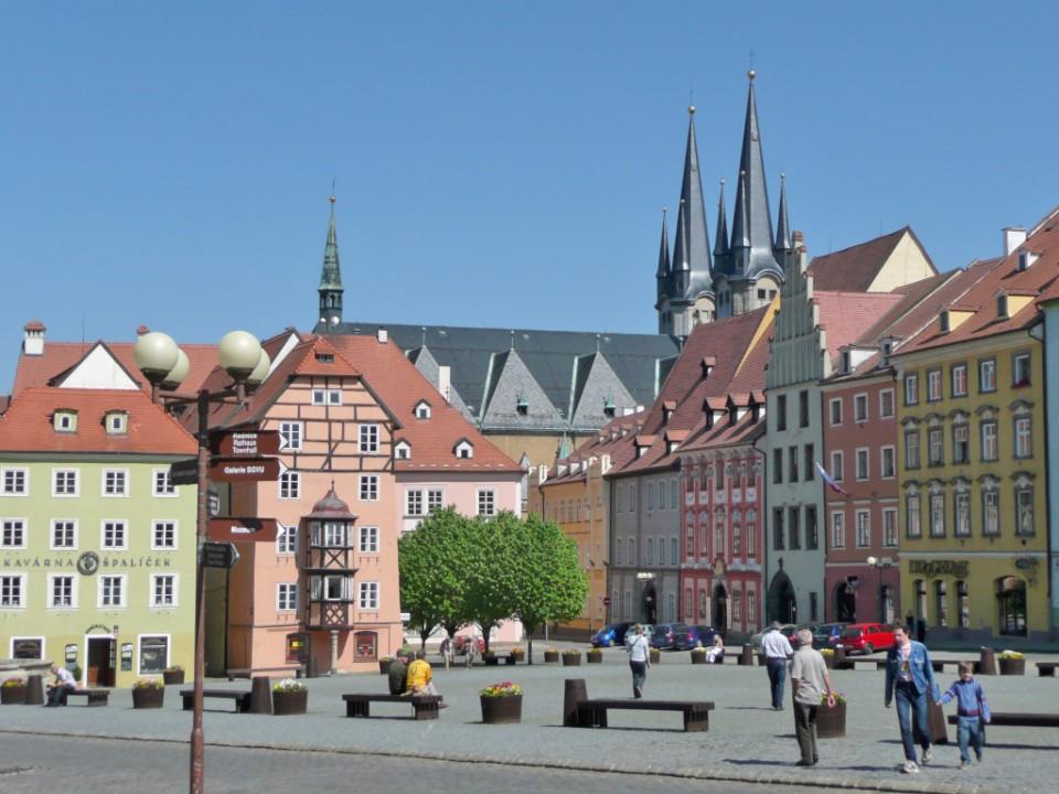 Fietsen in Tsjechië